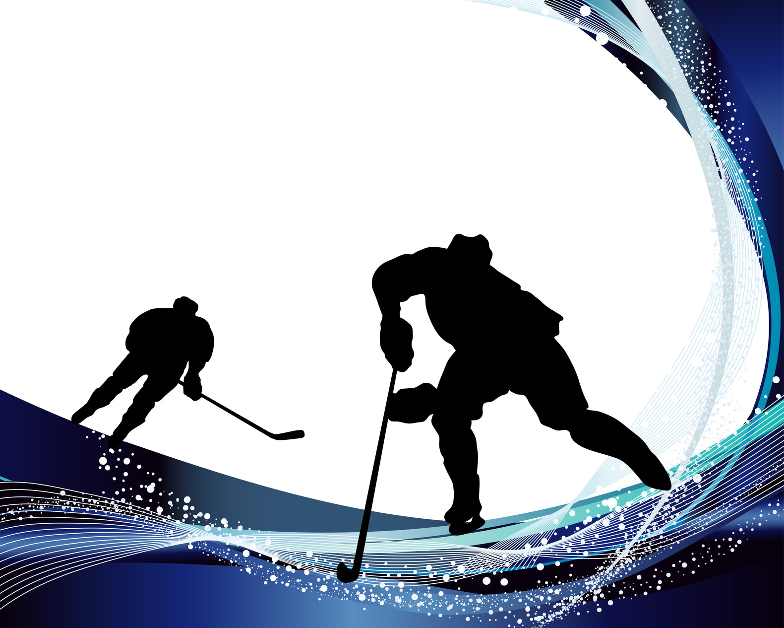 Фоны для создания открыток хоккей, добрым утром