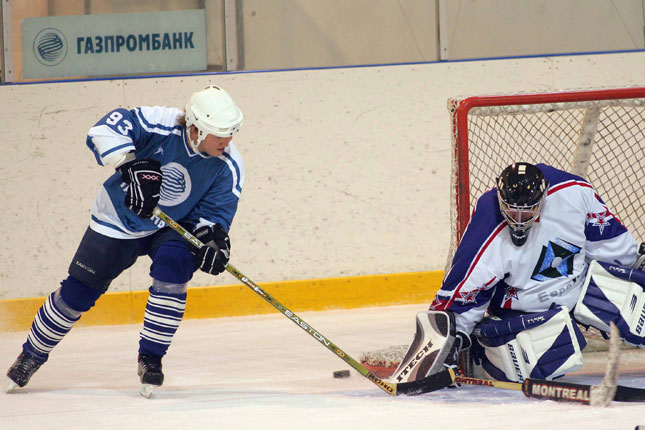 Хоккей газпромбанка новосибирск фото