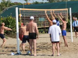 пляжный волейбол разрыв сухожилий на пальце руки