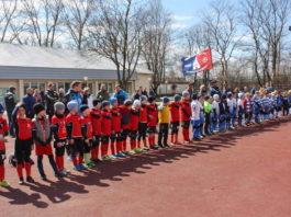 урнир «Надежды футбола U-9» на призы Спортивной Лиги Топливно-энергетических компаний
